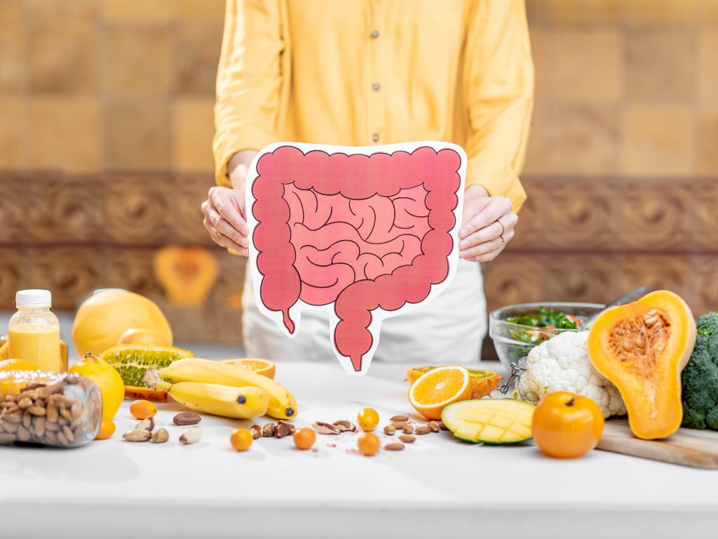 Gut health Home Page